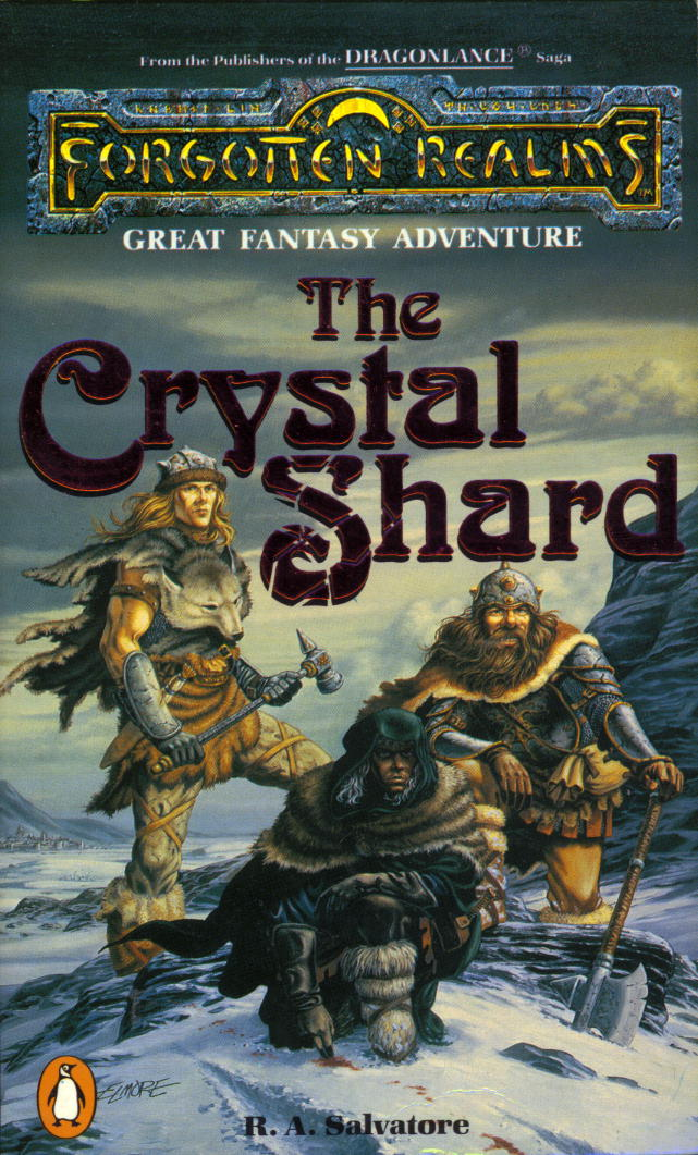 book report drizzt do urden
