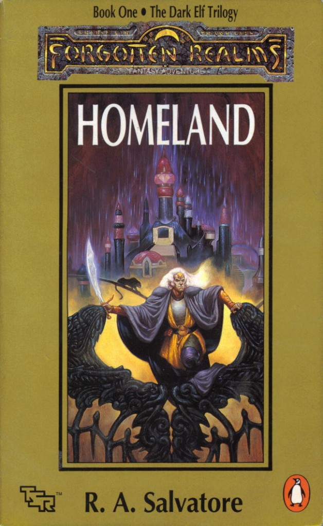 drizzt-do-urden-homeland-fantasy-book