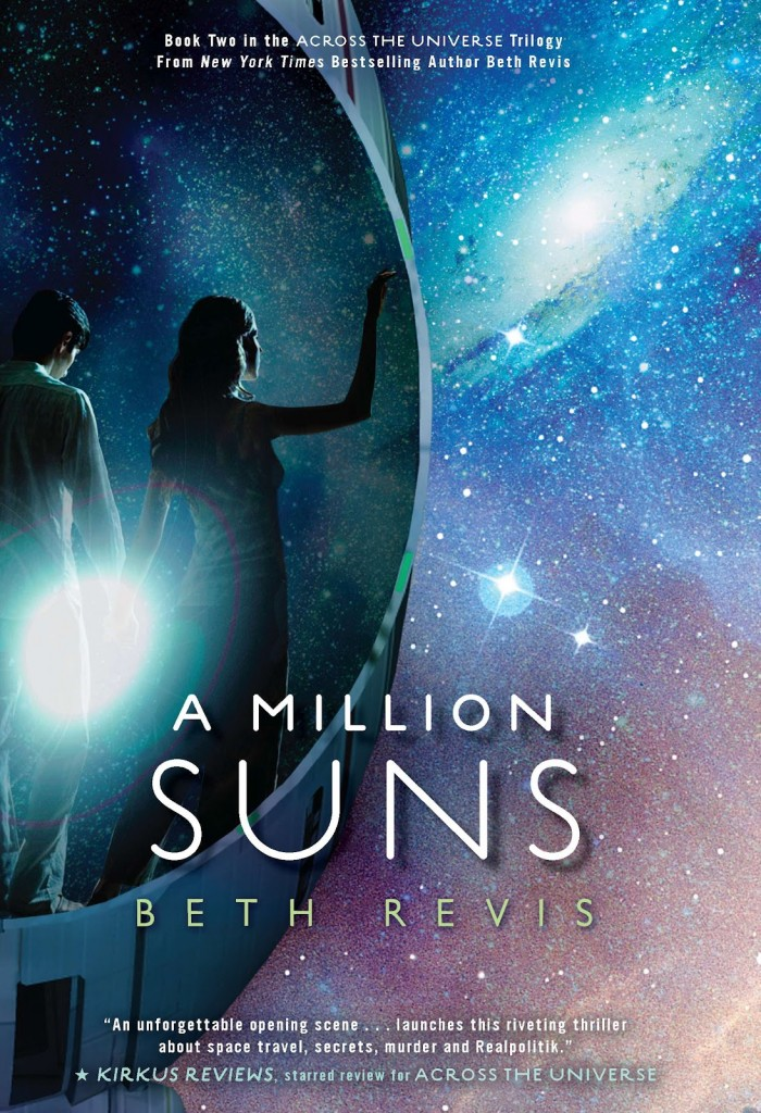 a million suns by Beth Revis