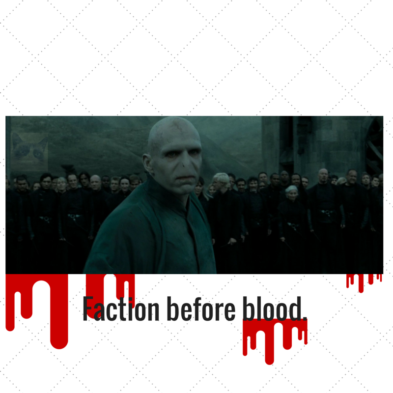 Faction-before-blood-divergent