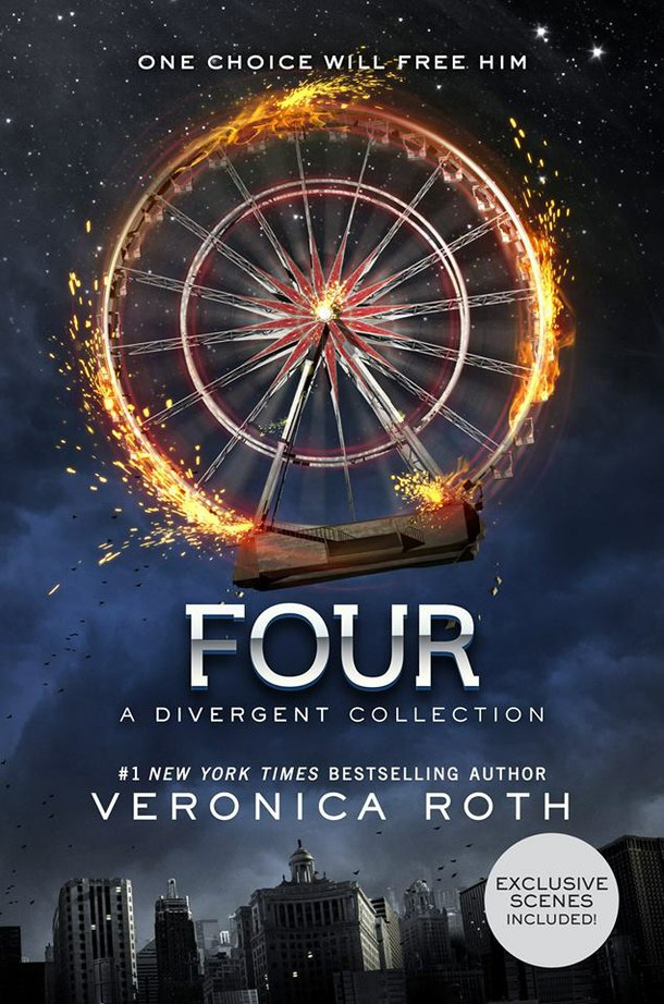 four-divergent-collection-books