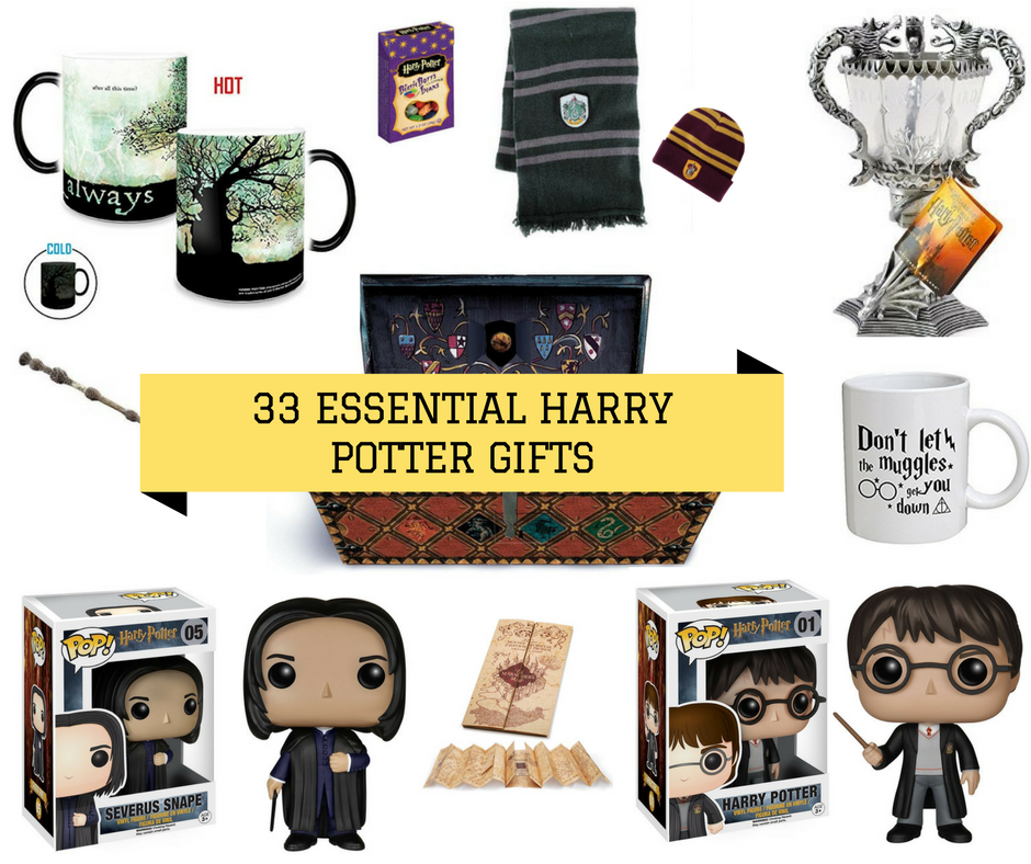 33 Harry Potter Gifts Ideas Fans Will Totally Love
