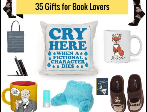 35 Gifts for Book Lovers that Make Reading Even Better