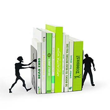15 Unique Bookends Perfect For Your Library Or Office