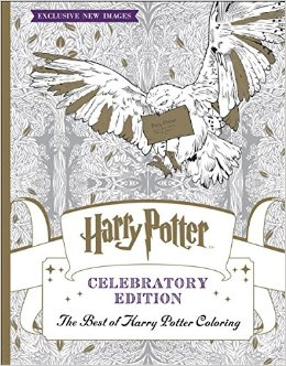 Get The Best Of Harry Potter Coloring On Amazon