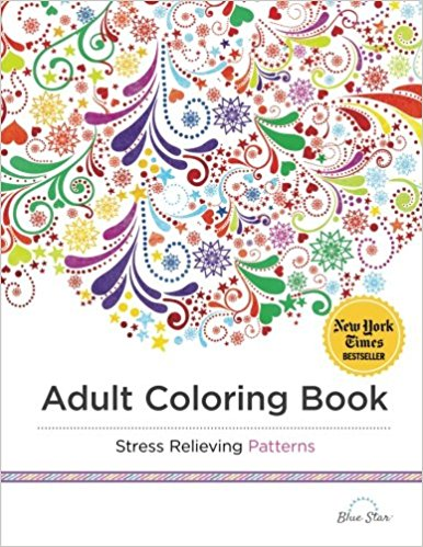 12 Best Adult Coloring Books 2018