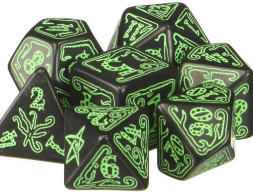 10 RPG Dice Sets to Level Up Game Night