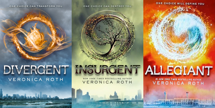 Veronica Roth Books You Have to Read