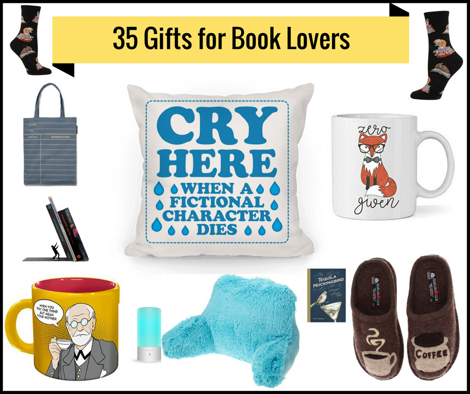 gifts for book lovers 35 best gifts for book in 2018 unique gift ideas 29840